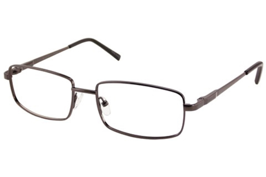 Donald J. Trump DT 76 Eyeglasses in Gunmetal