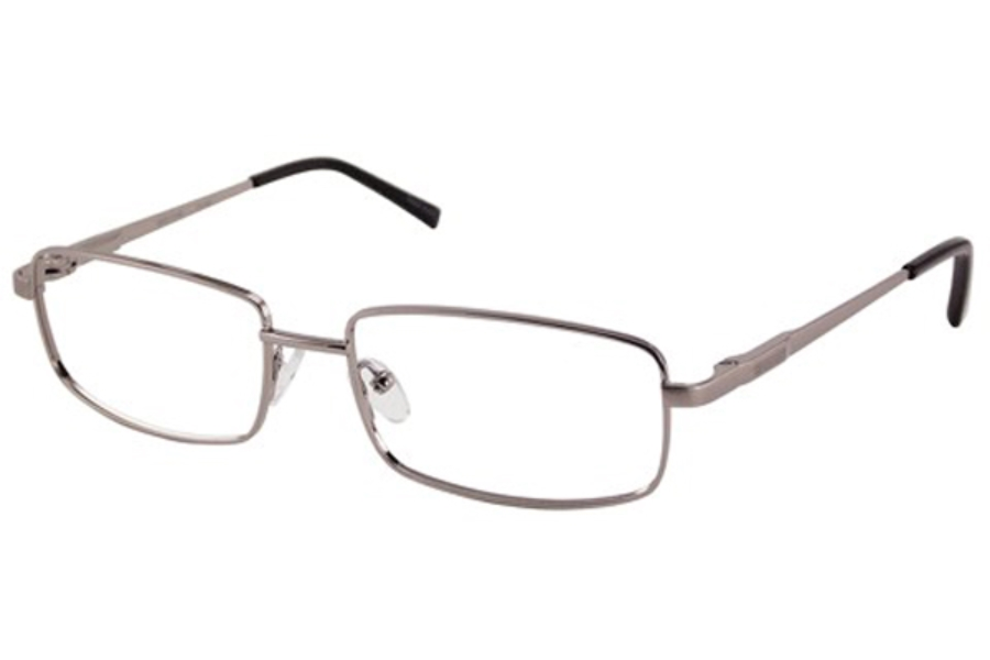 Donald J. Trump DT 76 Eyeglasses in Silver
