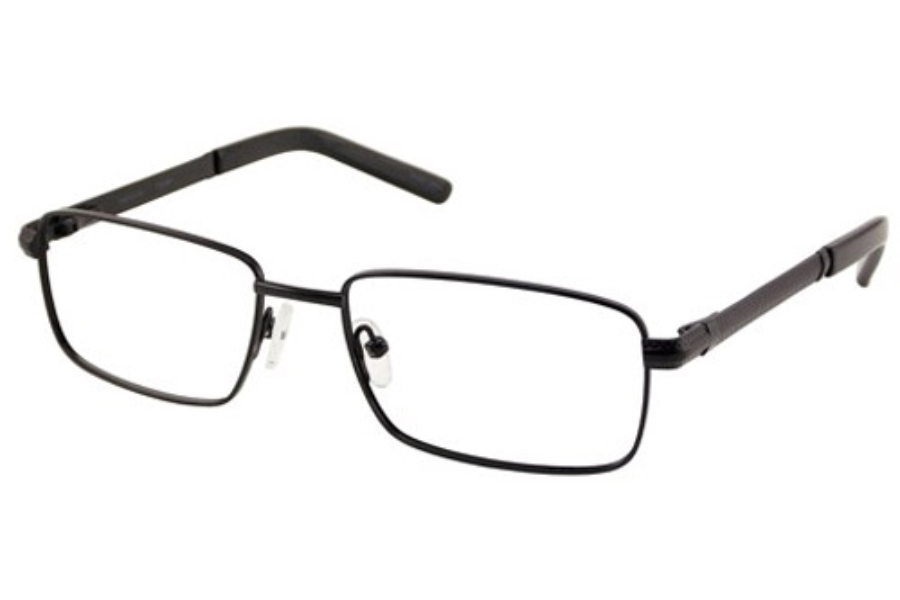 Donald J. Trump DT 79 Eyeglasses in Black