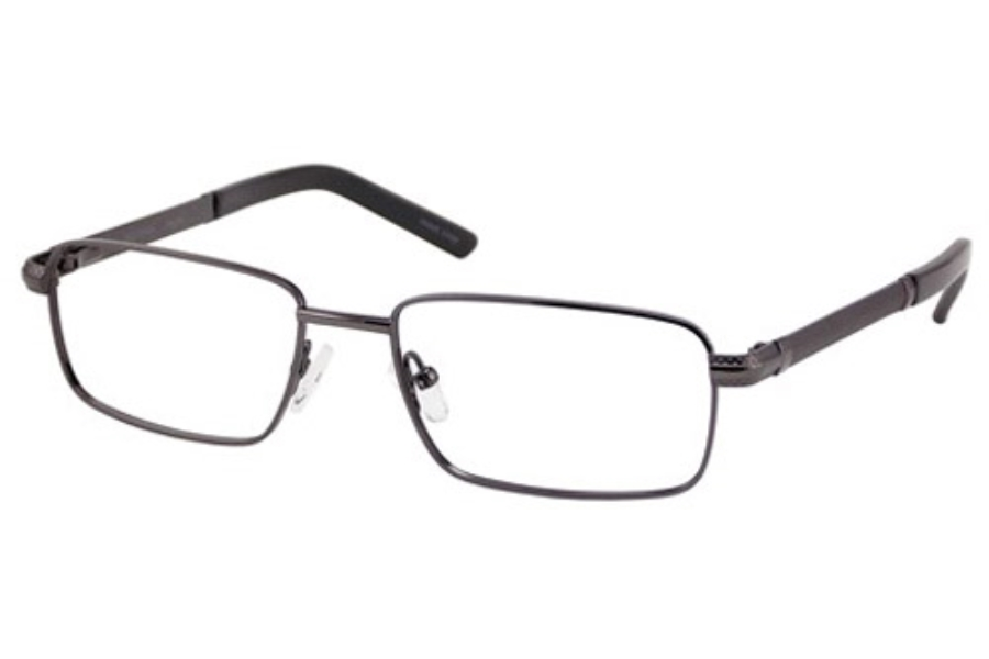 Donald J. Trump DT 79 Eyeglasses in Dark Gunmetal