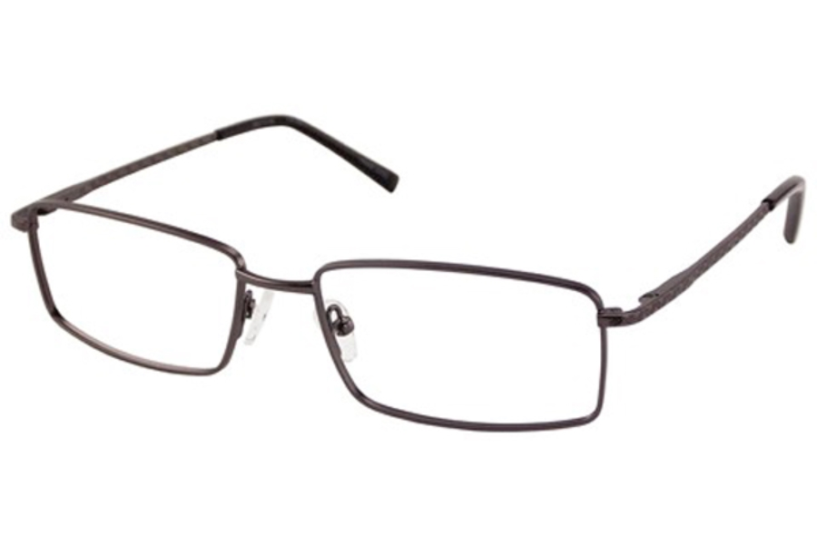 Donald J. Trump DT 81 Eyeglasses in Gunmetal