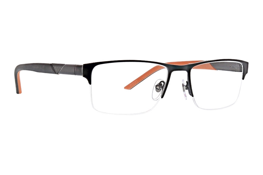 Ducks Unlimited DU Overwatch Eyeglasses in Black