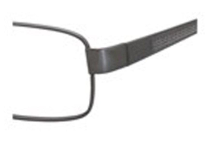 Dale Earnhardt, Jr Dale Jr 6746 Eyeglasses in Gunmetal