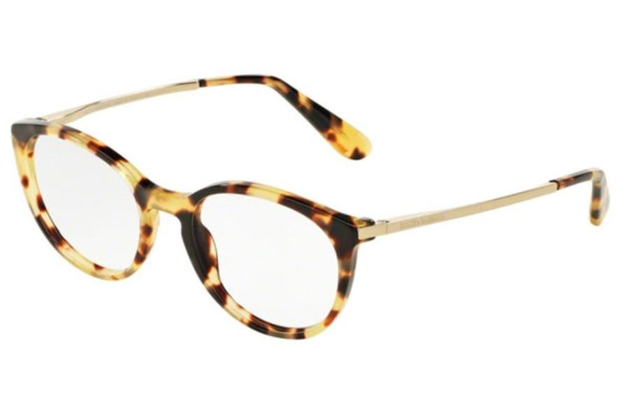 a86a28623ce6 Dolce & Gabbana DG 3242 Eyeglasses in 512 Cube Havana ...