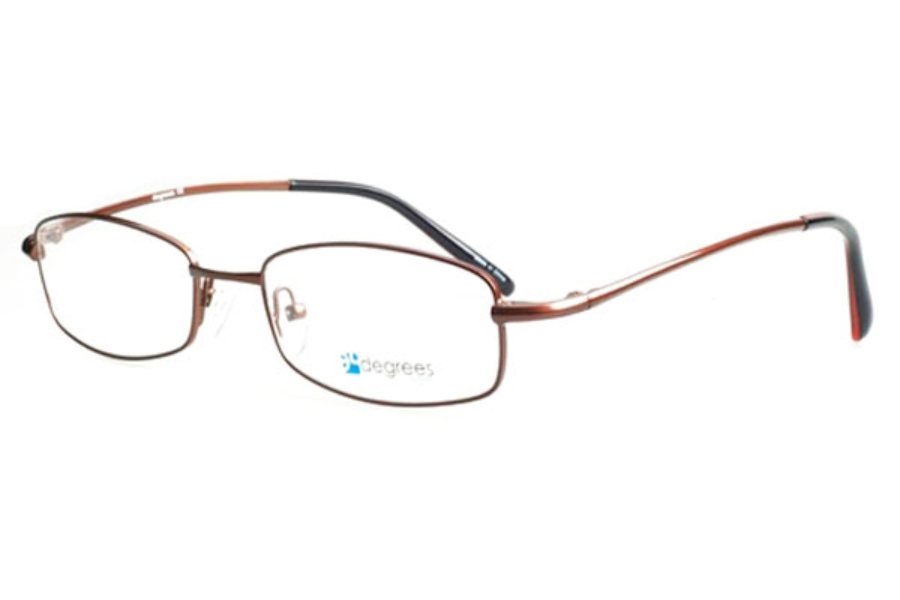 34 Degrees North 34DN-M0906 Eyeglasses in Wine