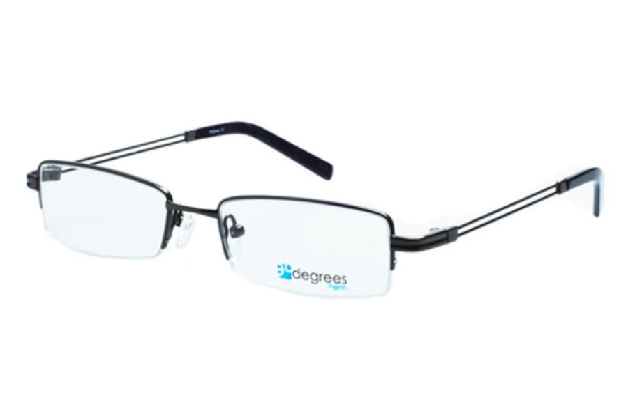 34 Degrees North M0912 Eyeglasses in Gun Metal