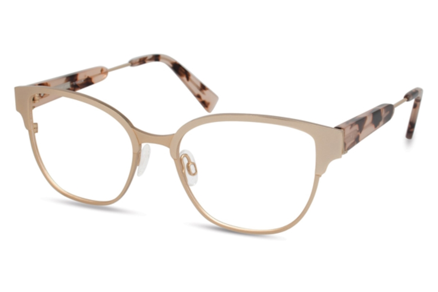 Derek Lam 273 Eyeglasses in Light Gold