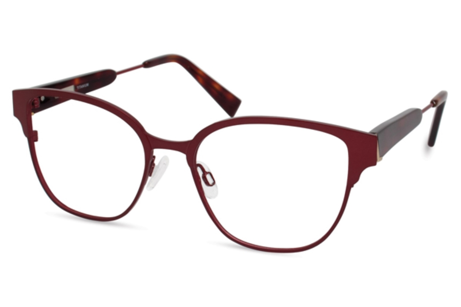 Derek Lam 273 Eyeglasses in Ruby