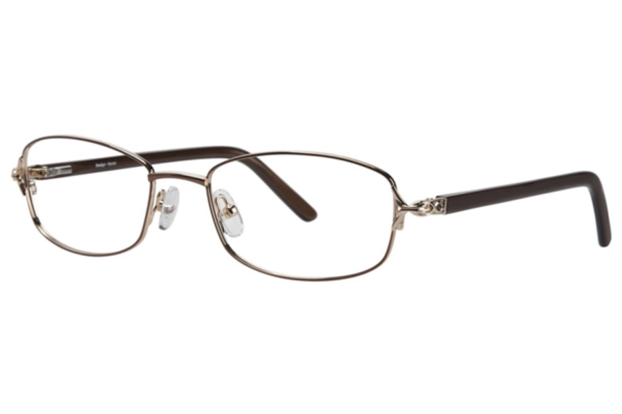 Destiny Muriel Eyeglasses in Brown