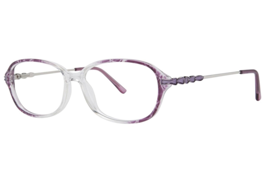Destiny Prue Eyeglasses in Lavendar