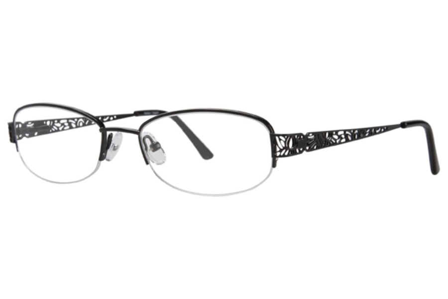 Destiny Teagan Eyeglasses in Black