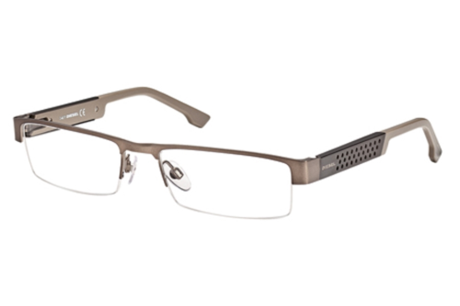 Diesel DL 5021 Eyeglasses in 034 Shiny Light Bronze