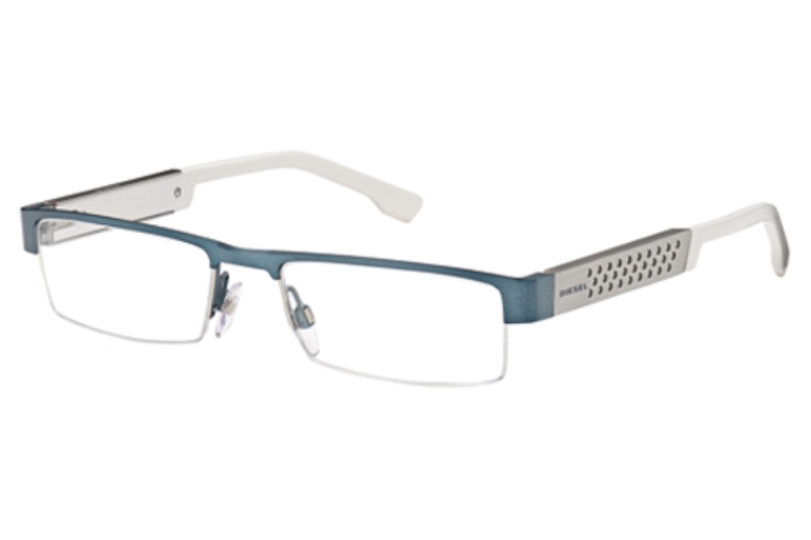 Diesel DL 5021 Eyeglasses in 091 Matte Blue