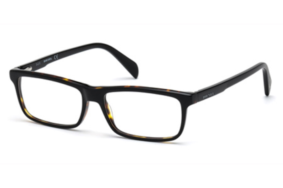 Diesel DL 5203 Eyeglasses in 001 - Shiny Black