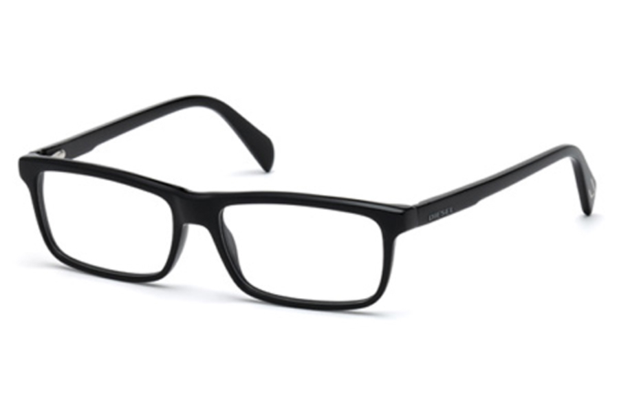 Diesel DL 5203 Eyeglasses in 002 - Matte Black