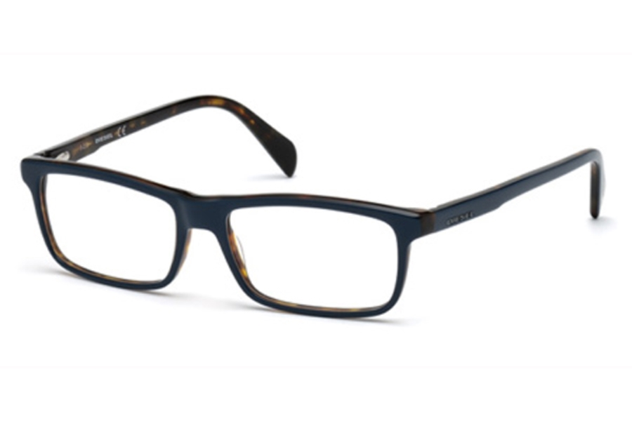 Diesel DL 5203 Eyeglasses in 092 - Blue/Other