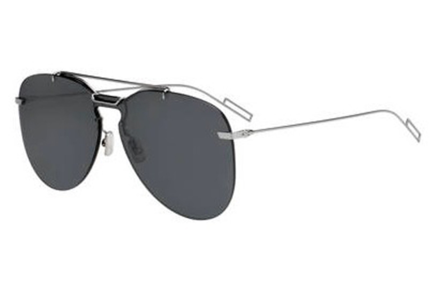 Dior Homme Dior 0222S Sunglasses in 06LB Ruthenium (2K gray ar lens)