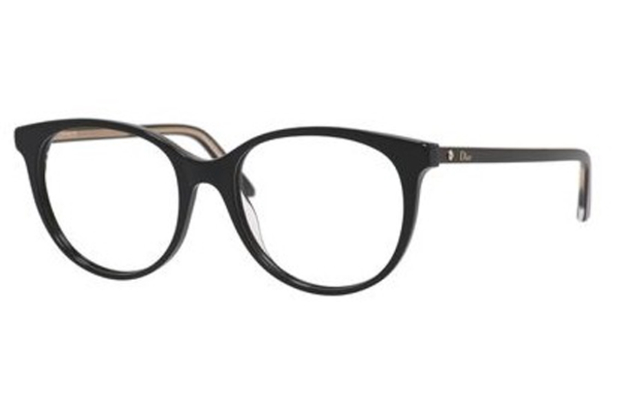 cab2217a32 ... Christian Dior Montaigne-16 Eyeglasses in Christian Dior Montaigne-16  Eyeglasses ...