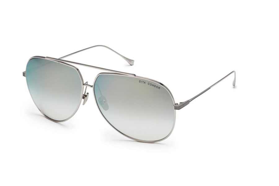 Dita Condor Sunglasses in Silver