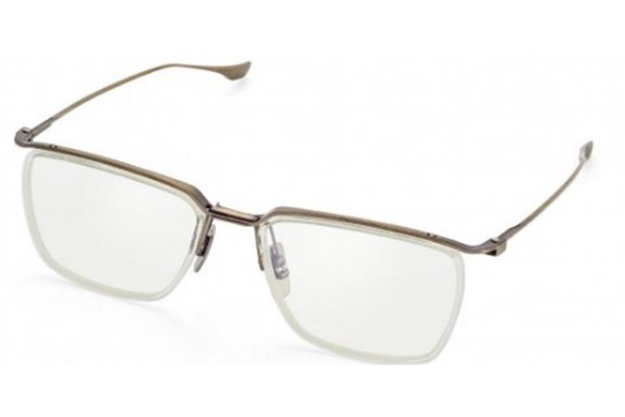 847f5a76d04 Dita Schema One Eyeglasses in Clear Silver ...