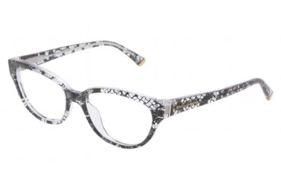 2043f977e4ad ... Dolce   Gabbana DG 3116 Eyeglasses in Dolce   Gabbana DG 3116 Eyeglasses   Dolce   Gabbana DG 3116 Eyeglasses in 1901 Black Lace Demo Lens ...