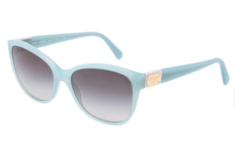 ef4f7dba53a7 ... 269713 Opal Pink brown gradient  Dolce   Gabbana DG 4195 Sunglasses in  27308G Matte Aquamarine gray gradient ...
