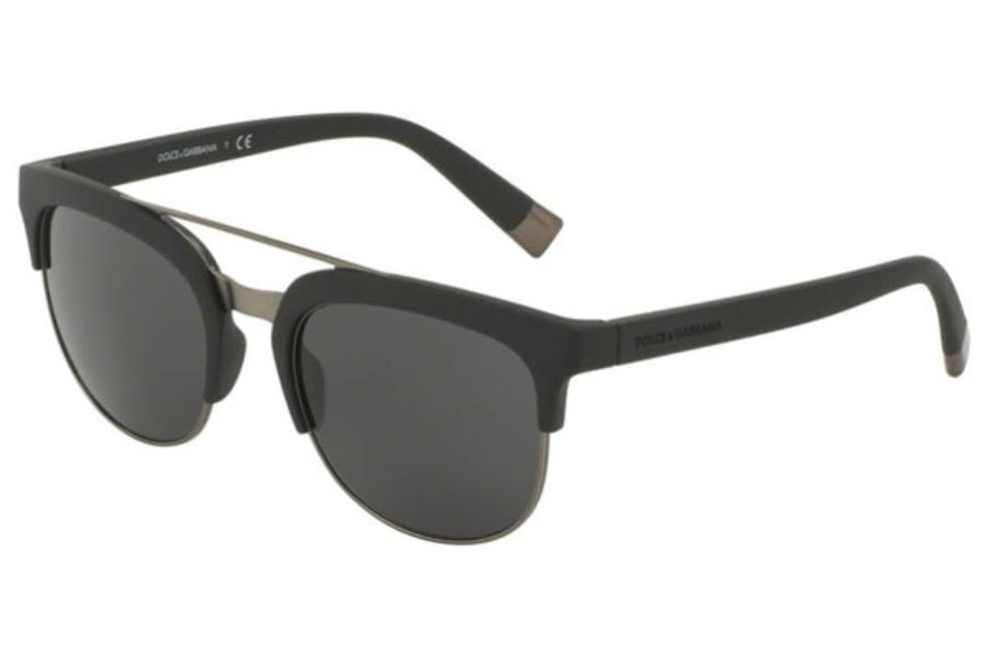 cb26a667c126 ... Mirror Black  Dolce   Gabbana DG 6103 Sunglasses in Dolce   Gabbana DG  6103 Sunglasses ...