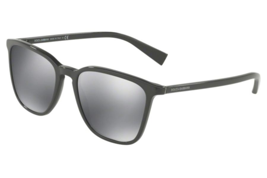 f4cb596d4769 ... Dolce   Gabbana DG 4301 Sunglasses in 30906G Grey   Grey Mirror Black  ...