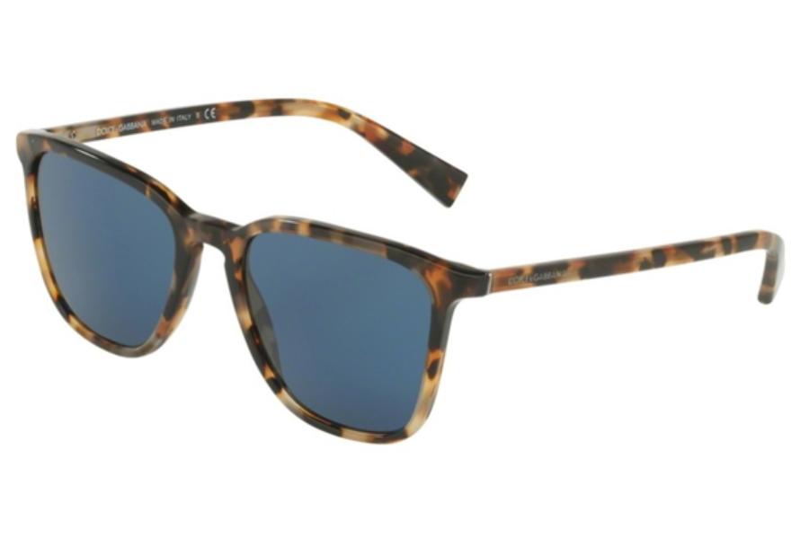 f1c3acd20845 Dolce   Gabbana DG 4301 Sunglasses in 314180 Blue Havana   ...