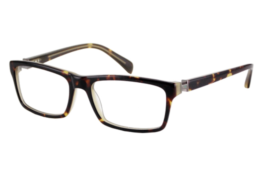 Donald J. Trump DT 58 Eyeglasses in DEMI