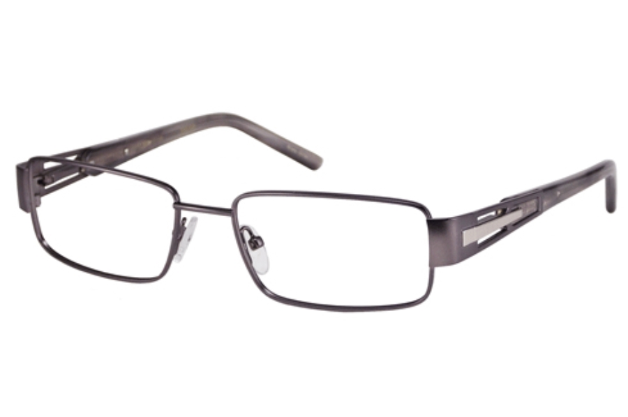 Donald J. Trump DT 59 Eyeglasses in Gunmetal