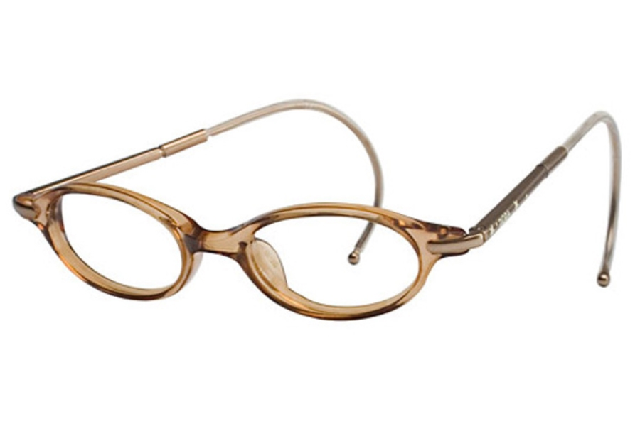 Dora the Explorer Dora The Explorer - Cuidado Eyeglasses in Crystal Brown