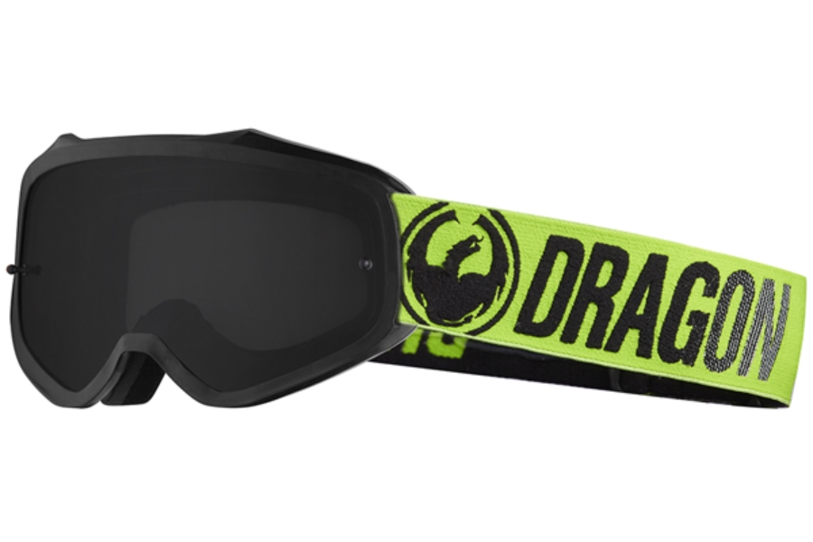 Dragon MXV SAND Goggles in 003 Factory / Smoke