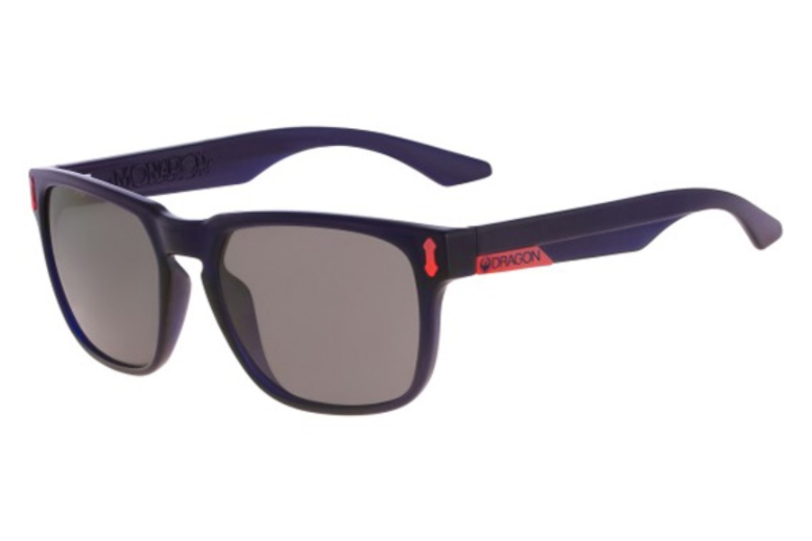 Dragon DR513S MONARCH Sunglasses in 414 Crystal Navy