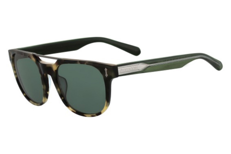 Dragon DR516S MIX Sunglasses in 281 Tokyo Tortoise/Green