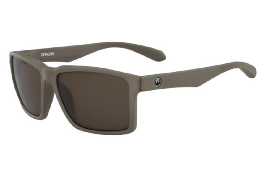 Dragon DR METHOD Sunglasses in 230 Matte Coffee