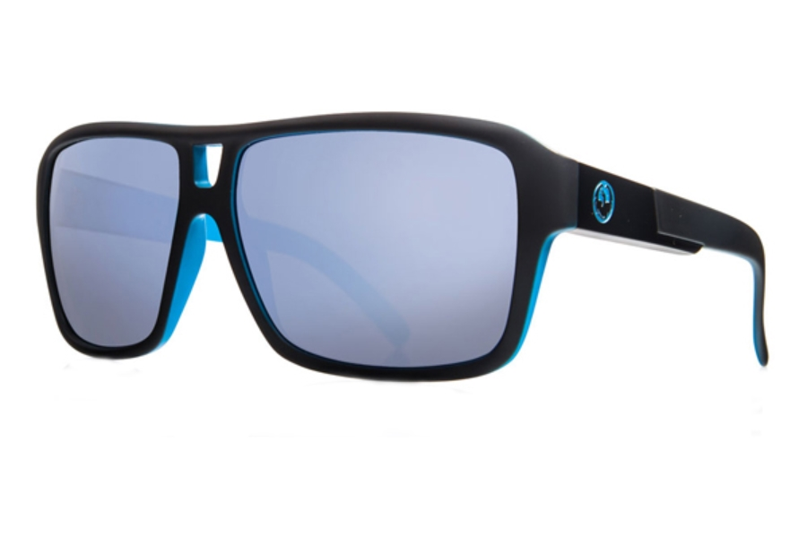 Dragon DR THE JAM H2O Sunglasses in 414 Matte Navy/Blue Sky Ion