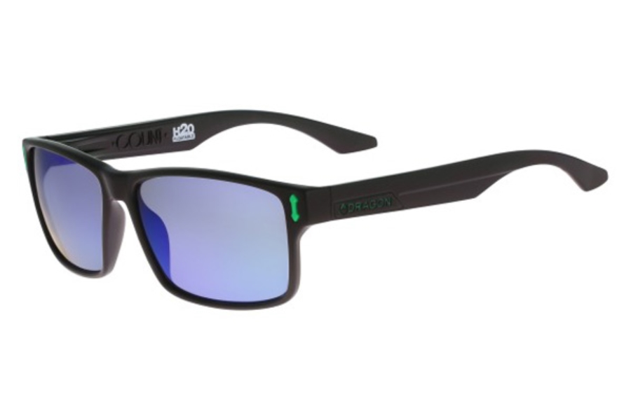 Dragon DR COUNT H2O Sunglasses in 045 Matte H2O Green Ion