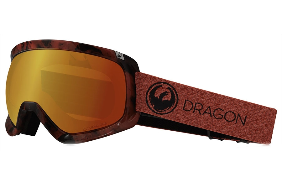 Dragon D3  - Continued Goggles in Mill Llredionllrose