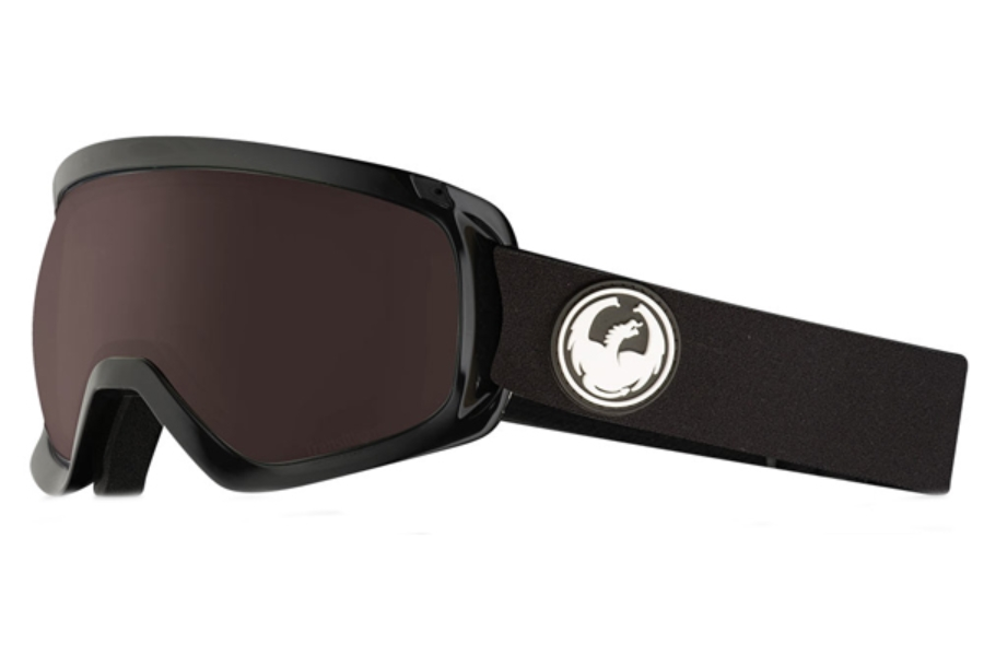 Dragon D3  - Continued Goggles in Black / Lumalens Brown Polarized