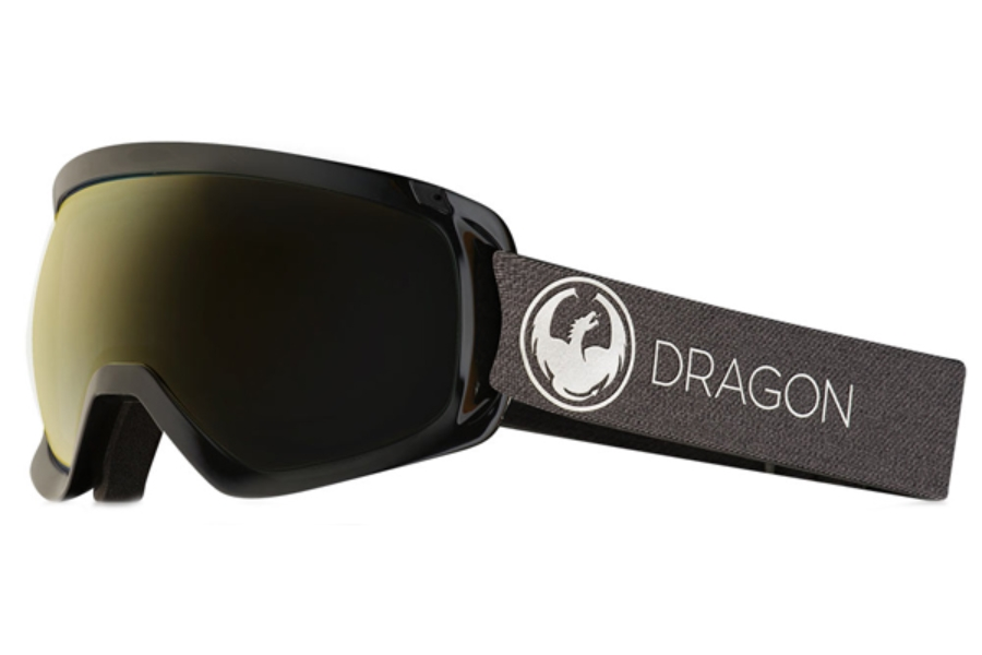 Dragon D3  - Continued Goggles in Echo / Transitions Yellow