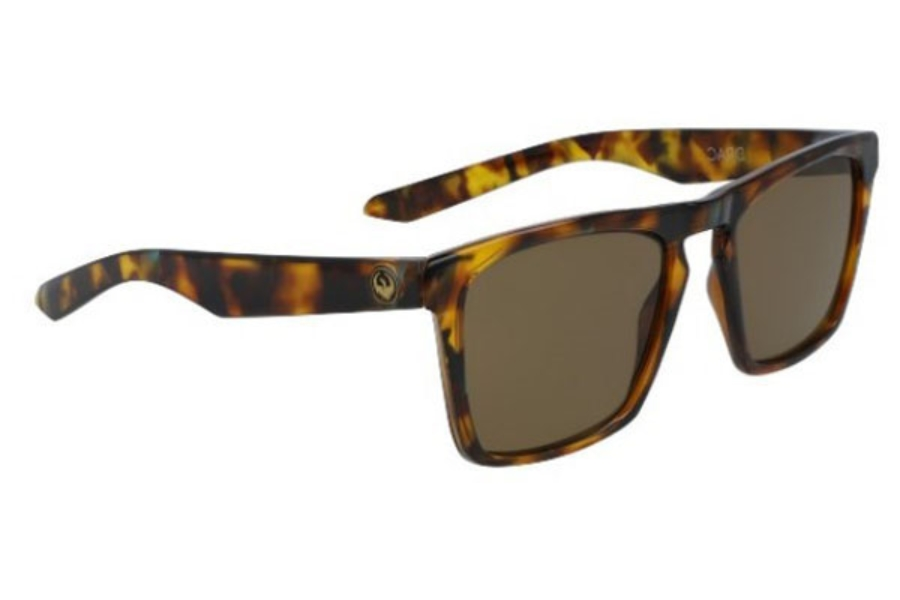 Dragon DR DRAC Sunglasses in 219 Tortoise With Blue With Bronze Lens