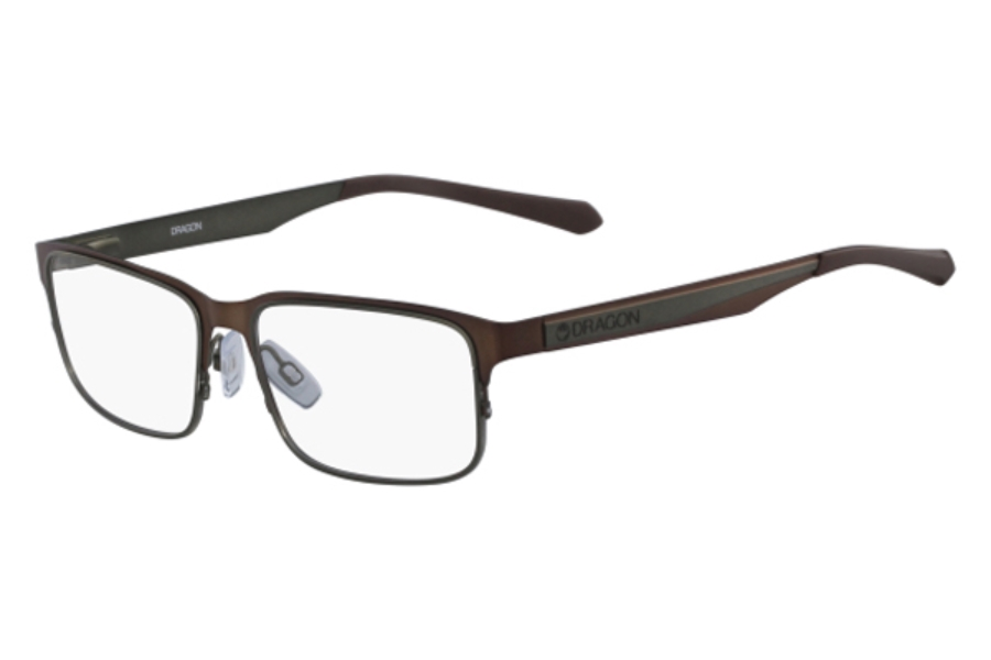 Eyeglasses DRAGON DR 177 PAUL 002 SATIN BLACK GUNMETAL