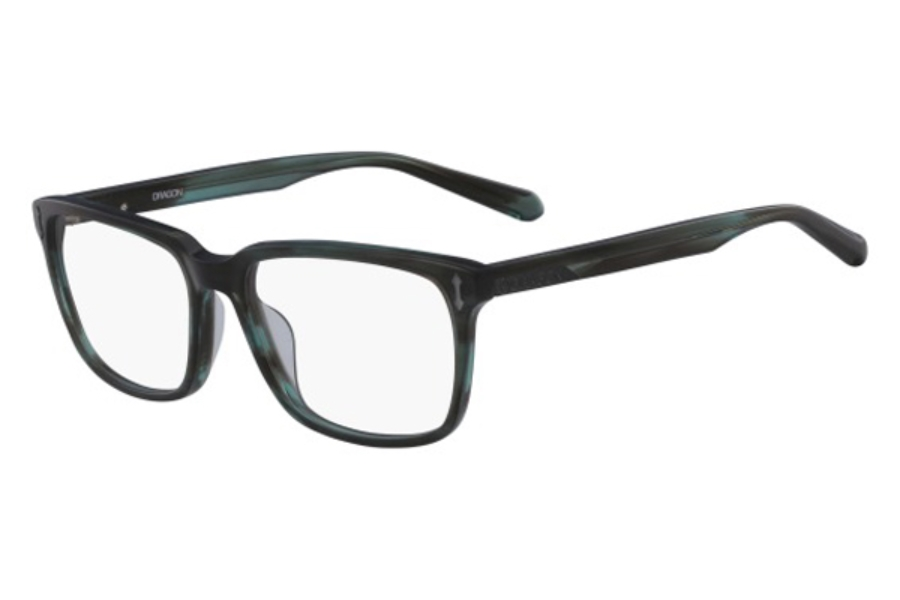 Dragon DR178 MANDERS Eyeglasses in 419 Teal Horn