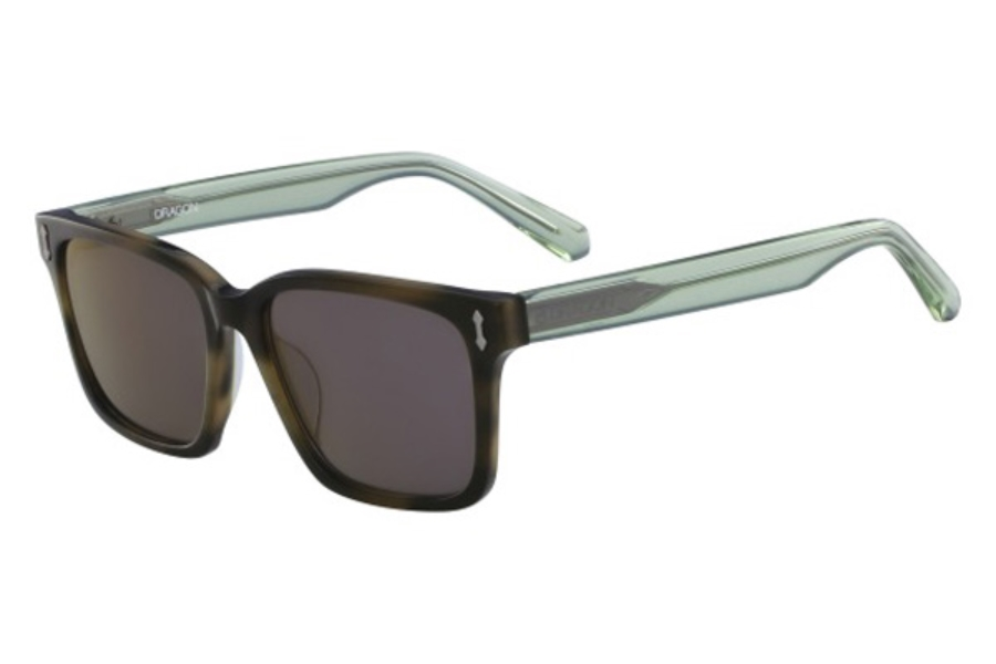 Dragon DR519S LEGIT Sunglasses in 340 Olive Tortoise