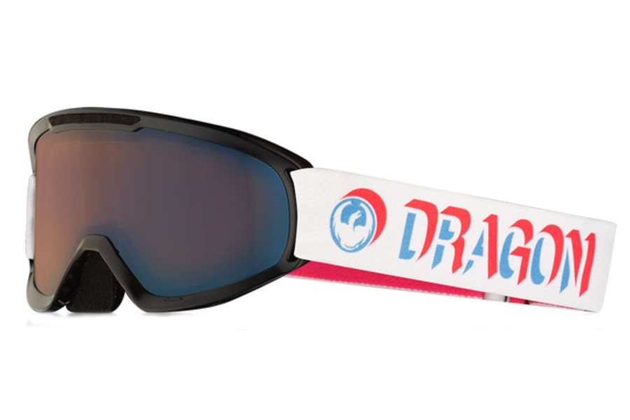 Dragon DX2 - Continued Goggles in Verge / Lumalens Flash Blue