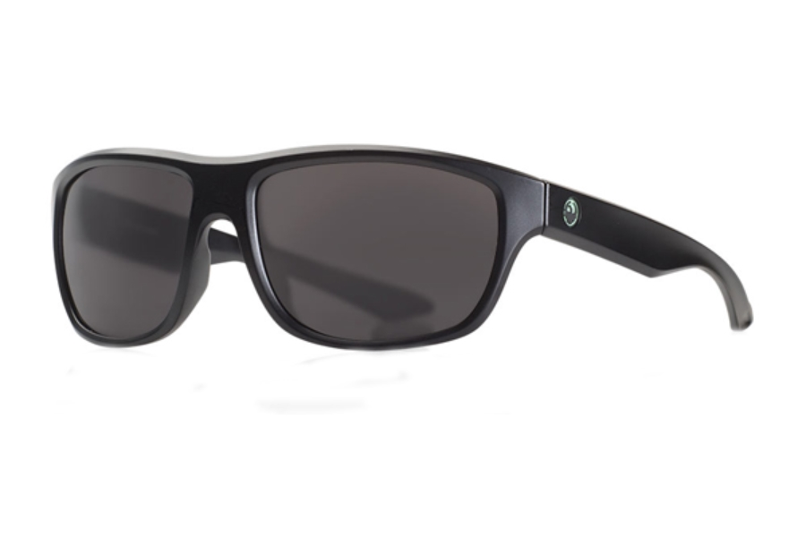 Dragon DR HAUNT Sunglasses in 003 Matte Black H2O / Grey Polar