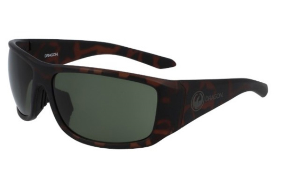 Dragon DR JUMP Sunglasses in 246 Matte Tortoise With G15 Lens