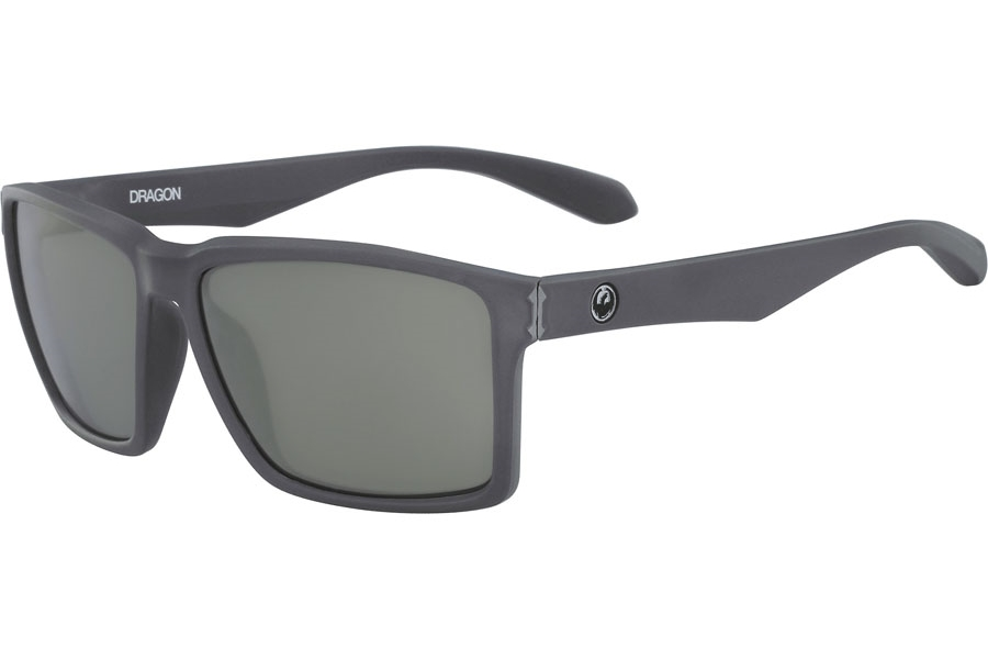 Dragon DR METHOD Sunglasses in Matte Grey