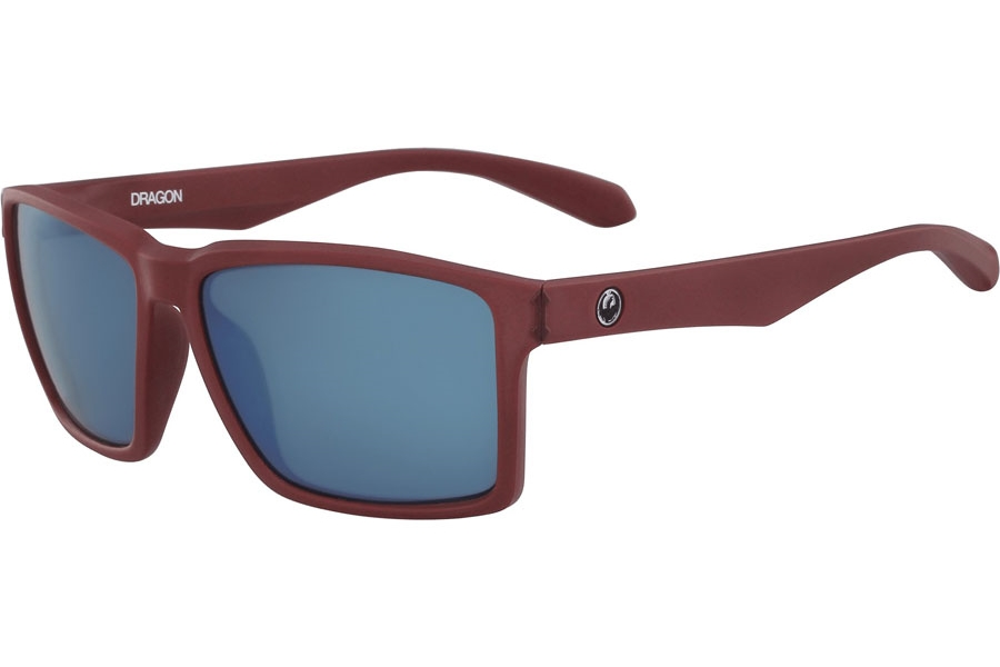 Dragon DR METHOD Sunglasses in Matte Redwood